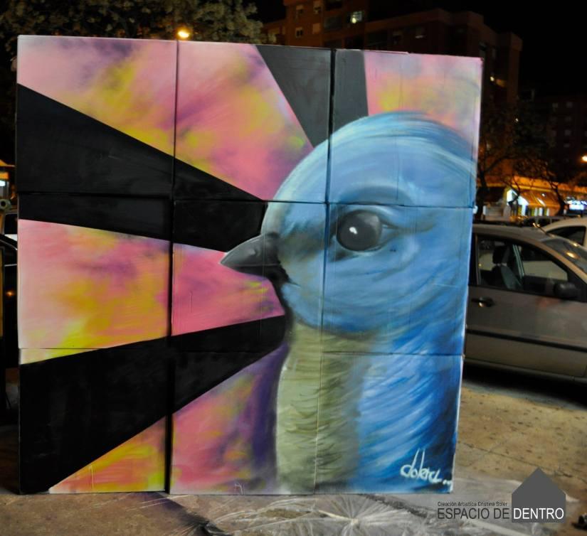 Graffiti Javier Dolera