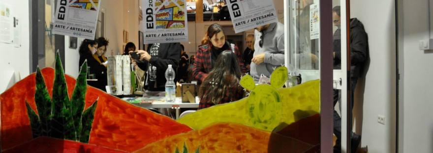 Fest EDD 2018 en Espacio de Dentro