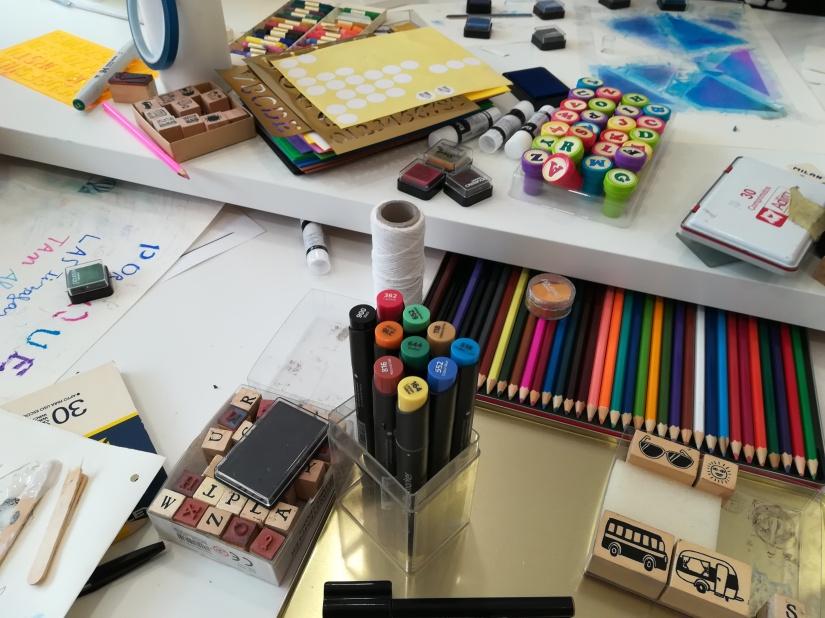 dibujo y pintura en malaga