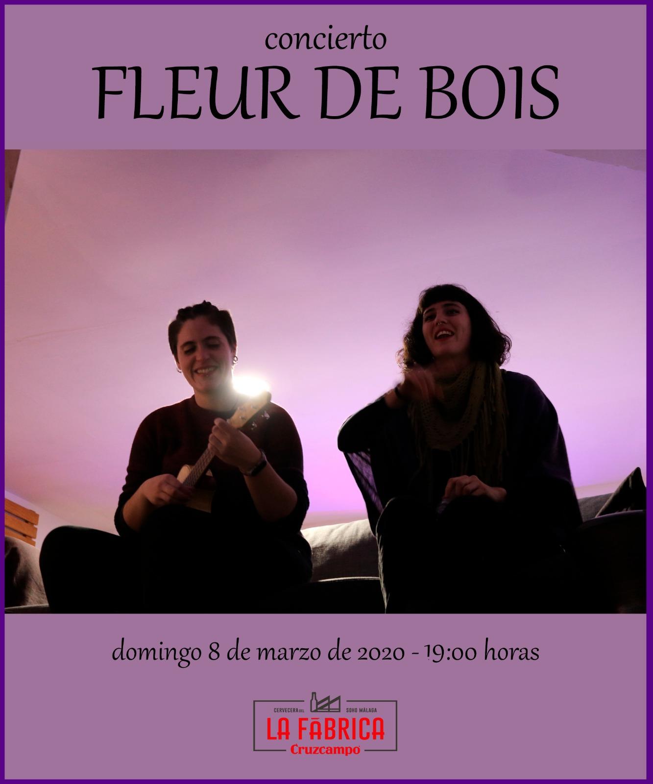 concierto fleur de bois